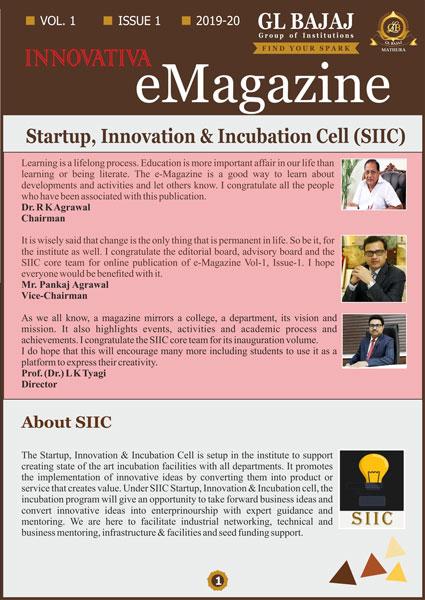 Innovativa Vol1 Issue1 - SIIC